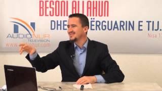 Uniteti i muslimanëve si dhe pse  - Hoxhë Ahmed Kalaja (Seminari- Ulm 2013)