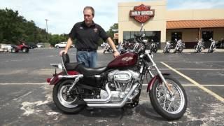 1. 2008 Harley-Davidson Sportster 883