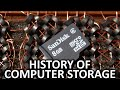 The History of Computer Storage waptubes