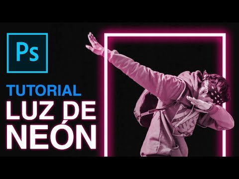 Tutorial Luz De Neón En Photoshop
