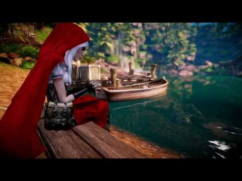 Woolfe : The Red Hood Diaries Playstation 4