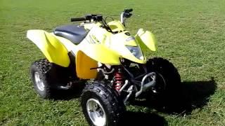 2. My 2006 Suzuki LTZ 250