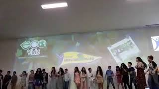 Escola Monteiro Lobato canta música de Luiz Gonzaga- Jornal Eco Kids