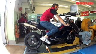 9. Banco Ducati 848 EVO Corse SE