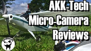 Here's a couple of nice alternatives to using the cameras you typically get with the AIO VTX/Camera setups - which work fine in a micro-quad, but the distortion doesn't translate well into planes.I thought the slightly larger CA30 had the slightly better picture than the smaller KC28, but it should be pointed out that the CA30 had the benefit of a good skew planar antenna and a 600mw VTX, while the KC28 was using a 25mw VTX and a sleeve dipole antenna.  That said, that might account for the noise, but the colour differences are down to the cameras.  Have a look at the example footage, and you can decide for yourself.The interesting difference with AKK is their sales channels. They currently have an Amazon store herehttps://www.amazon.com/sp?_encoding=UTF8&asin=&isAmazonFulfilled=1&isCBA=&marketplaceID=ATVPDKIKX0DER&orderID=&seller=ADP3MHCS3NLR7&tab=&vasStoreID= ..and an Aliexpress store here -https://de.aliexpress.com/store/2959045?spm=2114.12010108.0.0.haJNAI More excitingly, they are going to have a European presence on Amazon soon.  When this happens I'll update the links.