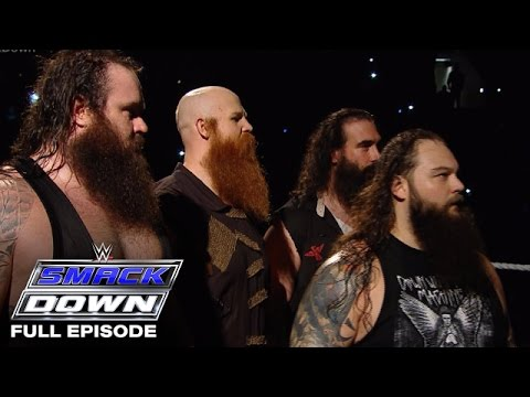 WWE SmackDown Full Episode, 10 March 2016
