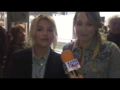 Emma Marrone e Laura Chiatti