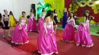 Dança Maluca da Formatura CDBM