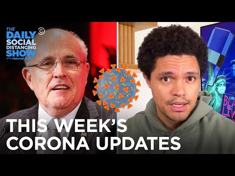 This Week's Coronavirus Updates - Week Of 10/12/2020 | The Daily Social Distancing Show