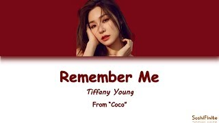 """Video Tiffany Young - Remember Me Lyrics (From """"Coco"""") MP3, 3GP, MP4, WEBM, AVI, FLV Mei 2018"""