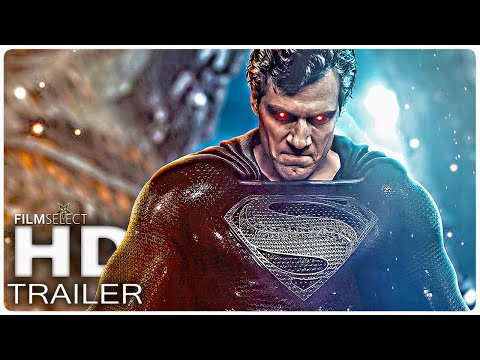 JUSTICE LEAGUE: The Snyder Cut Trailer 2 (2021)