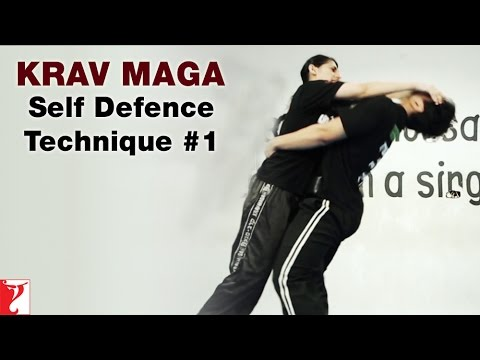 MARDAANI - Krav Maga - Self Defense Technique #1