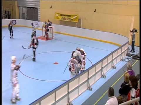 Roller hockey : but de fou en finale de la coupe de France 2011 à Grenoble