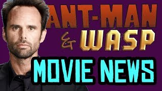Hey everyone here's another casting update for Ant-man and the Wasp.Background music by James Dean Death Scene:https://www.youtube.com/watch?v=TeuP3LS6yowCheck us out here:https://www.youtube.com/user/JamesDeanDeathScene/videos