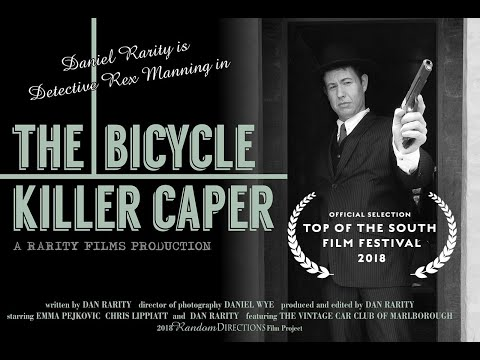 The Bicycle Killer Caper - Short Film
