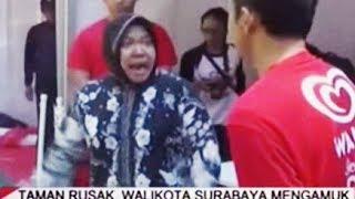 Video Bu Risma Marah Besar, Walikota Surabaya ini Mengamuk, Gak kalah dari Ahok MP3, 3GP, MP4, WEBM, AVI, FLV September 2018