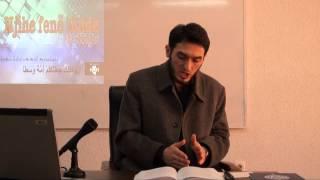 Kaptina mbi kontraktimet - Hoxhë Bedri Lika (Seminari: Njihe fenë tënde)