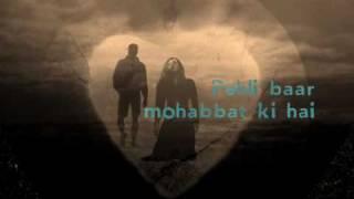 Pehli baar Mohabbat Ki Hain from the movie Kaminey