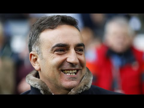 Best quotes - Carlos Carvalhal best Swansea quotes: 'Sardines can become sea bass'– video