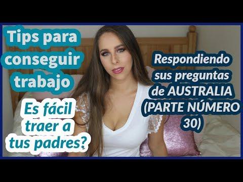 Modelos de uñas - Tips para conseguir trabajo en AUSTRALIA , Traer a tus papás a Australia es fácil - PARTE 30