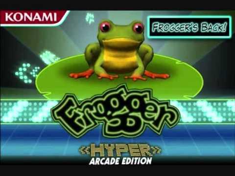 Frogger : Hyper Arcade Edition IOS