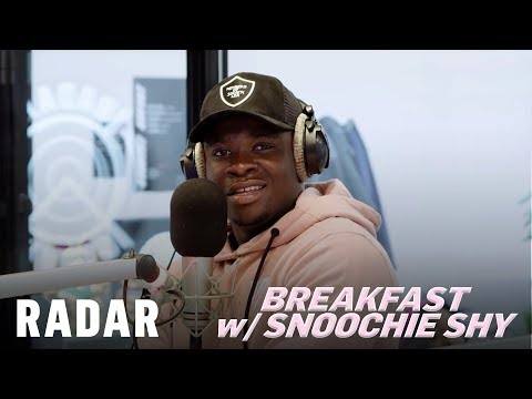 BIG SHAQ ON BREAKFAST W/ SNOOCHIE SHY @RadarRadioLDN @MichaelDapaah @snoochieshy