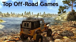 Top 12 Off Road Games 2016  Pc