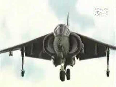 The BAE Systems/Boeing Harrier...