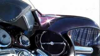 9. 2011 Street Glide Merlot Pearl, lots of chrome upgrades, 103 Engine upgrades, cams, programmer!!