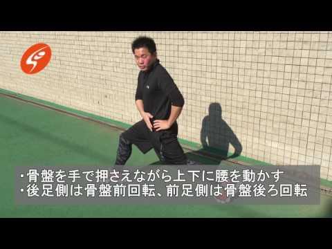アップにオススメしたい動的ストレッチ&トレーニング【股関節の可動域向上に!】