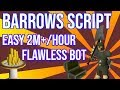 [OSRS] Best Barrows Bot For Moneymaking! (Runescape Bot Review)