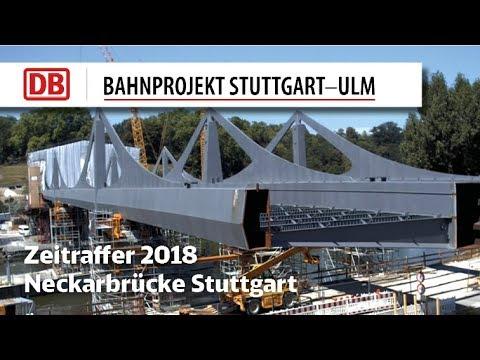 Stuttgart 21: Neckarbrücke II....