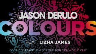 "Video ""Colours"" by Jason Derulo featuring Lizha James. MP3, 3GP, MP4, WEBM, AVI, FLV Juni 2018"