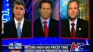 Hannity Falls On His Face Trying To Bully Rep. Adam Schiff