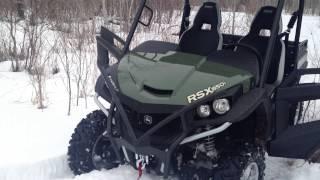 10. 2013 john deere gator RSX 850I Apr 17