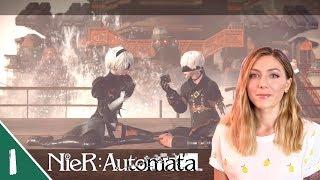 Download Lagu Let's Begin! | NieR: Automata Pt. 1 | Marz Plays Mp3