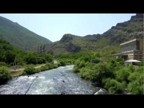 The Ride to Meghri