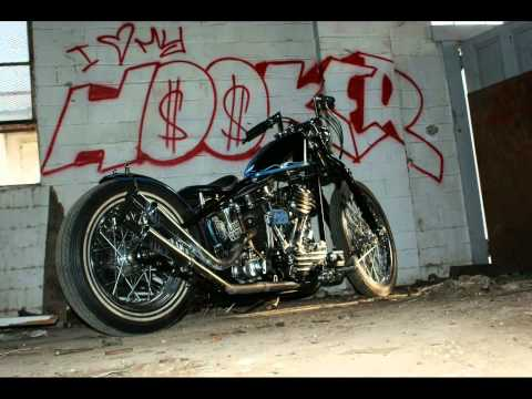 Harley Chopper and Bobber Slideshow 1h 42 min