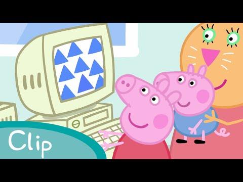 Peppa Pig - Daddy Pig's Office