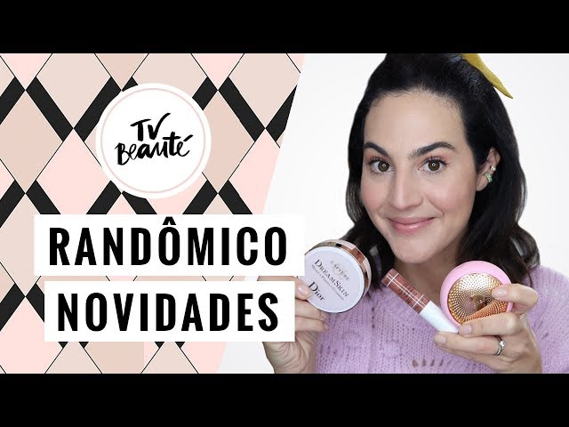 TV Beauté: randômico novidades - Foreo UFO, primers Cushion e mais! - TV Beauté | Vic Ceridono - Dia de Beauté