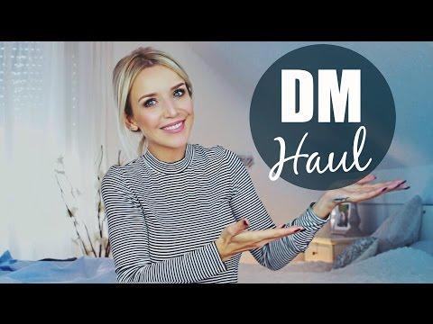 Neue DM Lieblinge | XXL DM HAUL Dezember 2016 + Review | Makeup + Food | DM Empfehlungen (видео)