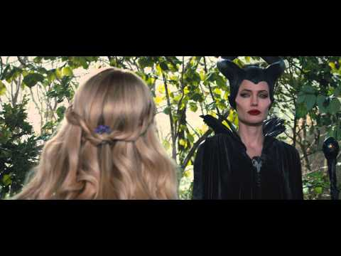 Maleficent Clip 'Evil Fairy'