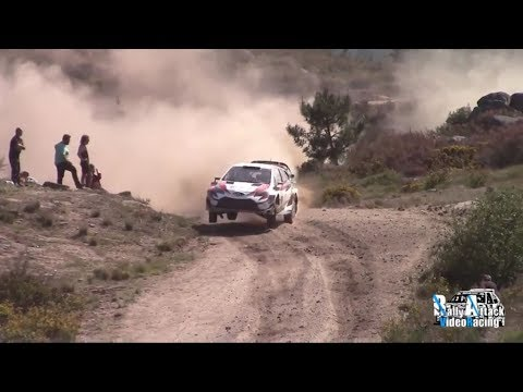 Rally Portugal - Test Latvala
