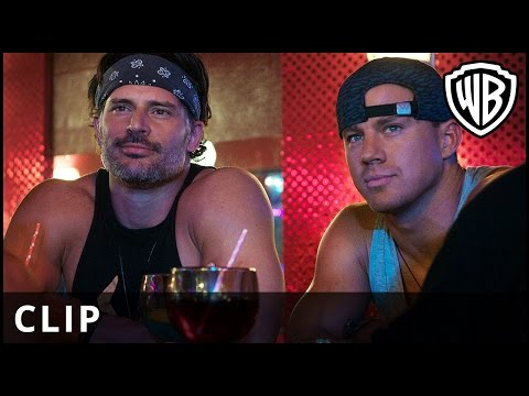 Magic Mike XXL Magic Mike XXL (Clip 'It's Your Day Maam')