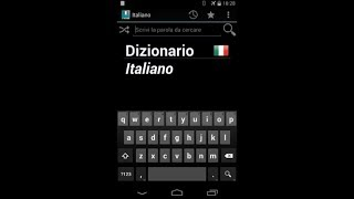 Italian Dictionary - Offline YouTube video