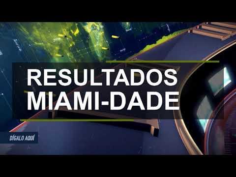 MIAMI-DADE: Resultados electorales. Dígalo Aquí. Seg. 2