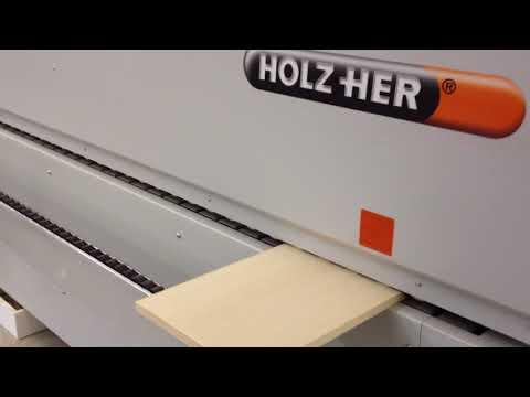 Custom Maine wood shop Holzher planner