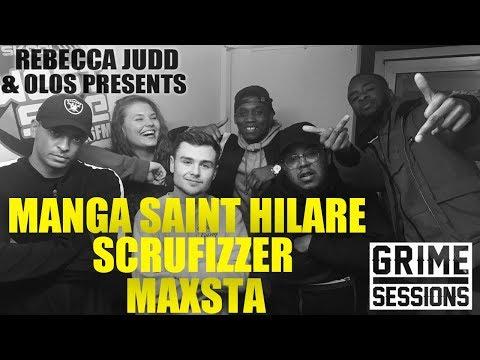 GRIME SESSIONS   MAXSTA, MANGA SAINT HILARE, SCRUFIZZER @itsMaxsta @MangaStHilare @SCRUFIZZER