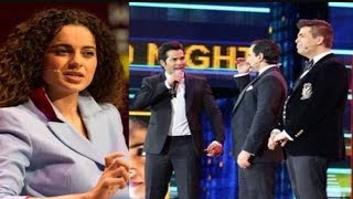 The high and mighty of Bollywood were at their juvenile worst on Sunday. It was a shocking and sad moment during the recently-concluded IIFA 2017, where Karan Johar, Saif Ali Khan and Varun Dhawan ganged up at the New York stage of the festival and made fun of Kangana Ranaut's nepotism statements.Click here to DOWNLOAD the Bollywoodbackstage Mobile App Android APP-https://play.google.com/store/apps/details?id=com.app.bollywoodapp iOS  APP-https://itunes.apple.com/app/id959275342 For more Bollywood news and gossiphttp://www.youtube.com/user/bollywoodbackstage?feature=mheeSubscribe at http://www.youtube.com/subscription_center?add_user=BollywoodBackstageLike us on Facebookhttp://www.facebook.com/bollywoodbackstageFollow us on Twitterhttps://twitter.com/#!/BollywoodBstage