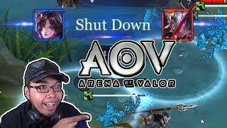 Video Diaochan VS Diaochan! - Arena Of Valor Mabar Subscribers! (Kok Ada Wonder Woman?!) MP3, 3GP, MP4, WEBM, AVI, FLV Oktober 2017